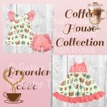 Coffee House Collection! Preorder 0880 Closes 3/22 @ 8pm est!! ETA 6-8 Weeks!!