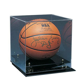 Basketball Display Case (No Logo)