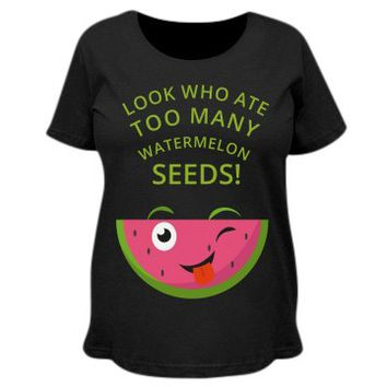 TOO MANY WATERMELON SEEDS!