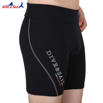 Short Pants For Men Or Women Winter Swimming Rowing Sailing Surfing Warm