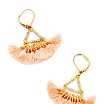 Lilu Tassel Earrings