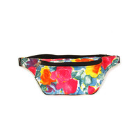 Nineties Floral Fanny Pack
