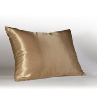 Sweet Dreams Luxury Satin Pillowcase with Zipper, (Silky Satin Pillow Case for Hair) By Shop Bedding - Walmart.com