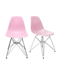 Aeon Paris Chair DC-231-Pink (Set of 2)