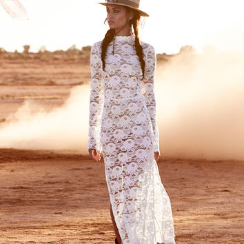 Peyote Gown