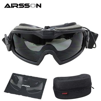 Ski Goggles Anti-fog Safety Skiing Cycling Mask Glasses With Fan Sports Snowboard Goggle Set Outdoor Motorbike Skating Windproof