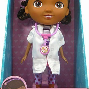 Doc McStuffins Doll 2014 Doc with Stethoscope