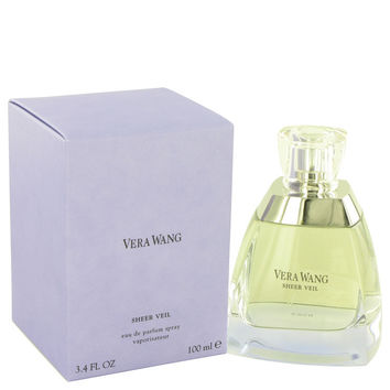 Vera Wang Sheer Veil Perfume by Vera Wang 3.4 oz Eau De Parfum Spray