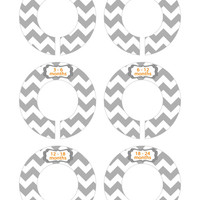 Custom Baby Closet Dividers Baby Shower Gift Closet Organizer FINISHED PRODUCT CD148
