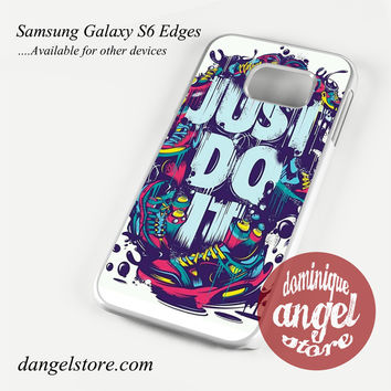 Nike Just Do it 4 Phone Case for Samsung Galaxy S3/S4/S5/S6/S6 Edge/S6 Edge Plus