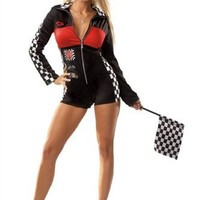 Racer Girl Sexy Costume