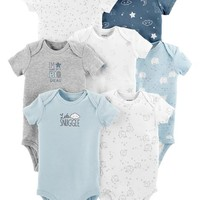 7-Pack Short-Sleeve Original Bodysuits