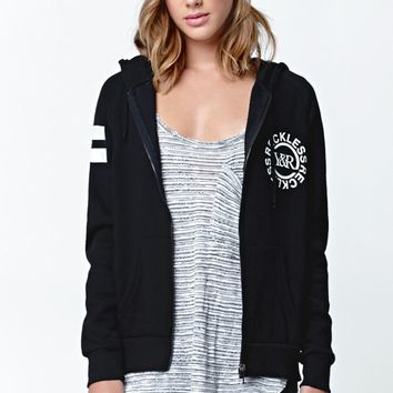 Collection Womens Black Zip Up Sweater Pictures - Reikian