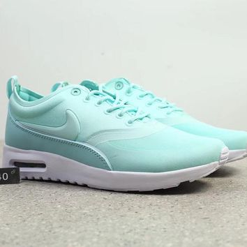 KUYOU N281 Nike Air Max Thea Cushion Fashion Running Shoes Mint Green