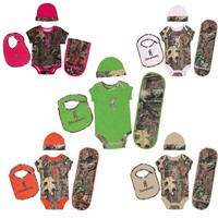 Browning Baby Mossy Oak Infinity Camo Set