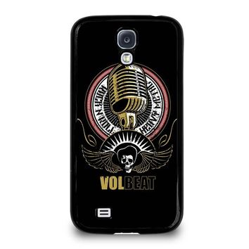 VOLBEAT HEAVY METAL Samsung Galaxy S4 Case Cover