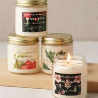 Hi Wildflower Botanica Botanical Candle - Urban Outfitters
