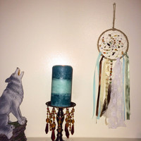 Large Dream Catcher--- Sunny Seaside Collection
