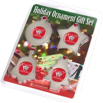 Western State Colorado University Mountaineers Ornament Gift Pack
