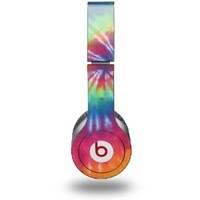 Tie Dye Swirl 104 Decal Style Skin fits Beats Solo HD Headphones - (HEADPHONES NOT INCLUDED)