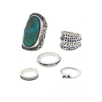 Adrianna Ring Set