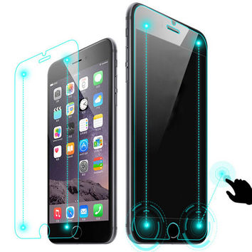 Tempered Glass Screen Protector w/ Built in Buttons