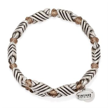 Alex and Ani Misty Morning Forest's Blessing Wrap - Rafaelian Silve...