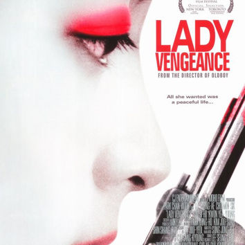 Sympathy for Lady Vengeance 27x40 Movie Poster (2005)