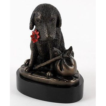 Love Will Find a Way - Limited Edition Bronze Colored Sculpture by Paul Horton
