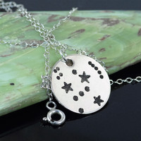 Sterling Silver Orion Necklace