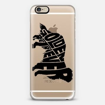 Golden Retriever iPhone 6 case by Seanings | Casetify