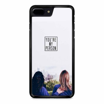 Twisted Sisters iPhone 8 Plus Case