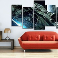 Star Wars Millennium Falcon Canvas