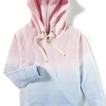 Peek Ombré Pullover Hoodie (Toddler Girls, Little Girls & Big Girls) | Nordstrom