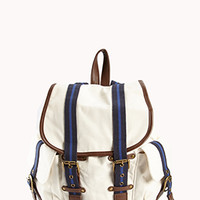 Nautical Drawstring Backpack