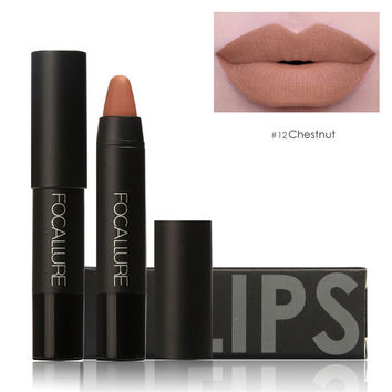 Moist Matte Lips Lipstick Chestnut