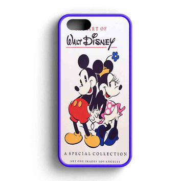 Walt Disney Vintage Mickey Mouse Character  iPhone 5 Case iPhone 5s Case iPhone 5c Case
