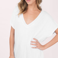 Kensey Over Sized Tee