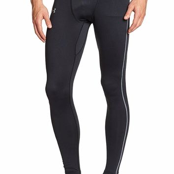 Under Armour Black ColdGear Evo Compression Legging