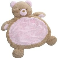 Mary Meyer Bestever Baby Mat, Pink Bear