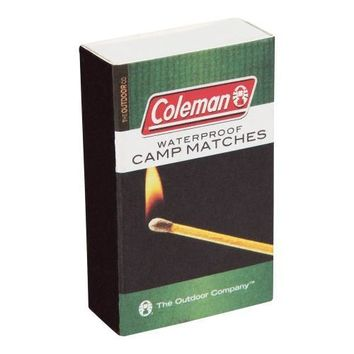 Coleman 4 Pk Waterproof Matches 2000015174