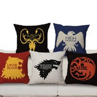 Game of Thrones Pillow Cases