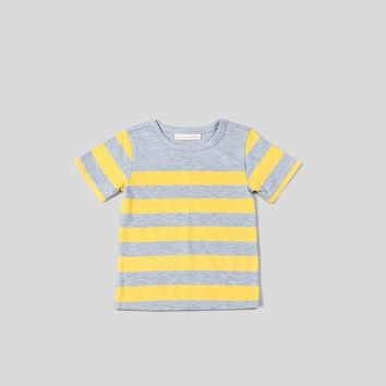 Stripe Kids T Shirt