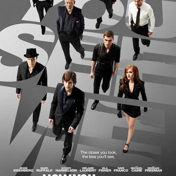 Now You See Me 11x17 Movie Poster (2013)