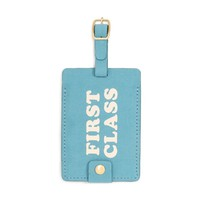 First Class Getaway Luggage Tag by Bando