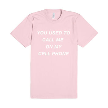 You Used To Call Me On My Cell Phone Hotline Bling