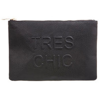 Tres Chic Clutch - Accessories - New In