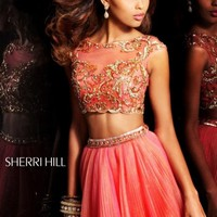 Sherri Hill 21154 Dress - MissesDressy.com