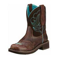 "Womens Fatbaby Heritage Dapper 8"" Cowgirl Boots Ariat Boots Apparel ( - Womens Boots - Womens"