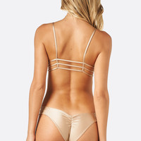 Montce Swim | Additional Coverage Uno Bottom (Dark Sand)